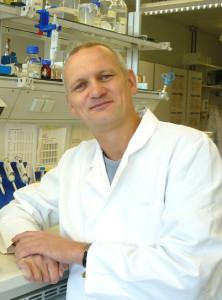 Prof. Klaus Reinhardt, Angewandte Zoologie, TU Dresden